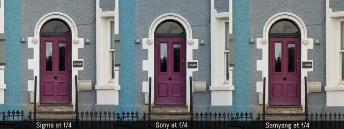 samyang 35mm 1.4 vs sony 35mm 1.4