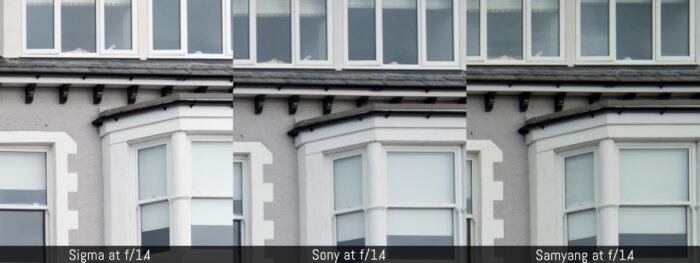 Sigma 35 1.2 vs Sony 35 1.4 vs Samyang 35 1.4