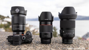 Sigma 35mm 1.2 vs Sony 35mm 1.4 vs Samyang 35mm 1.4