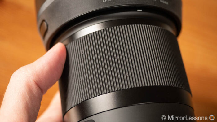 sigma 35mm 1.2 for sony