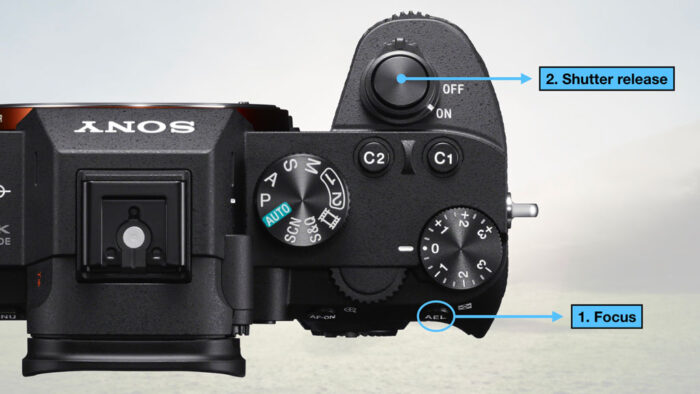 sony a7 iii back button focus