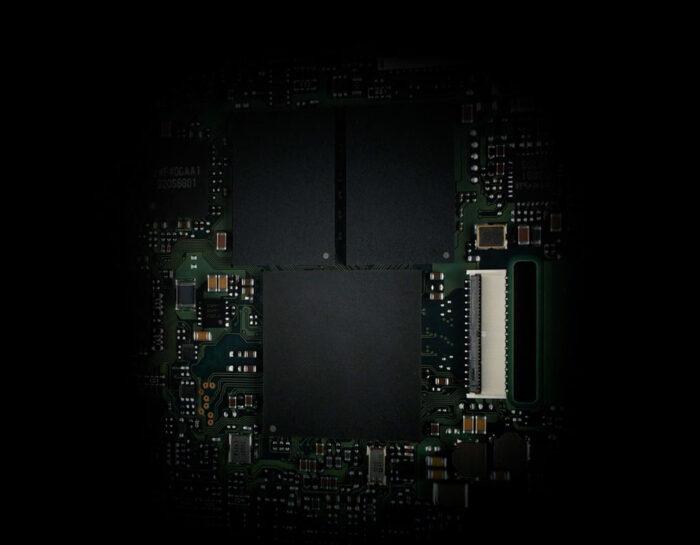 The TruePic IX image processor