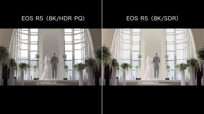 hdr pw vs sdr