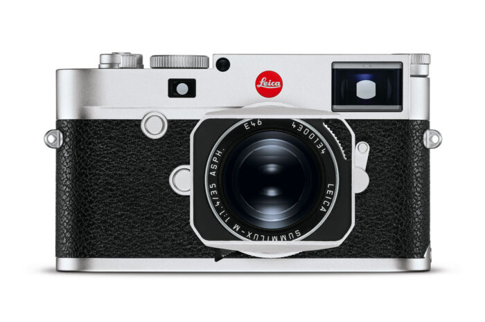 Leica M10-R front view