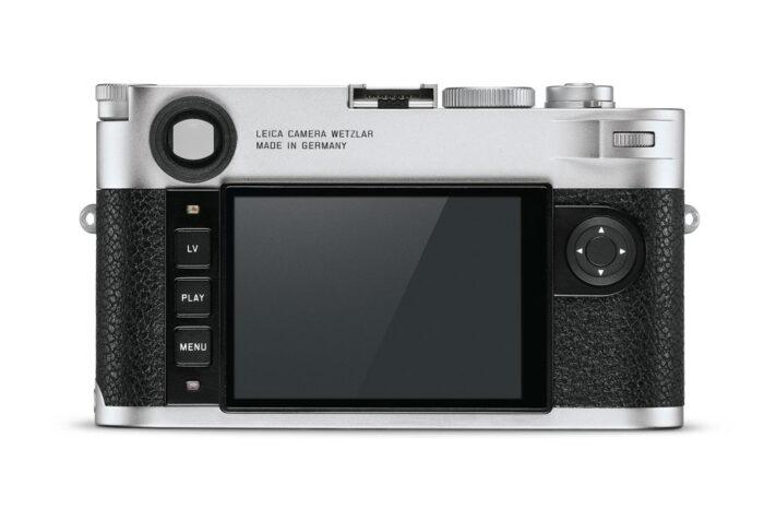 Leica M10-R rear view