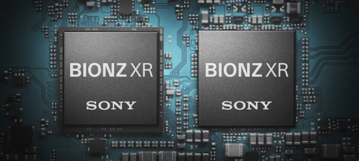 sony bionz xr image processor