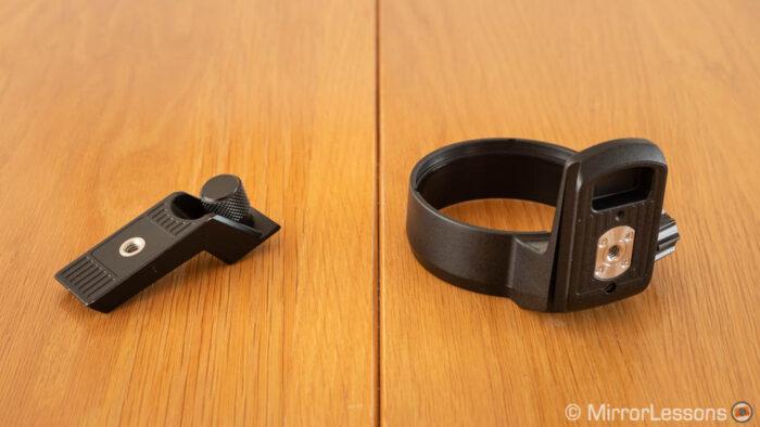 tripod collars