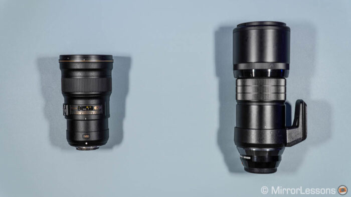 nikon 300mm f4 pf vs olympus 300mm f4 pro