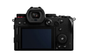 lumix s5 rear view