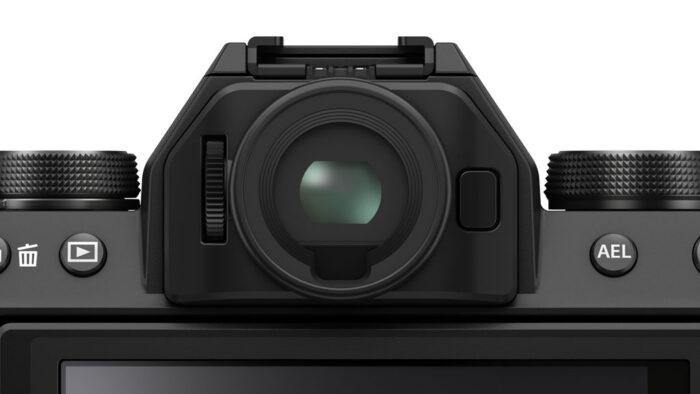 X-S10 viewfinder