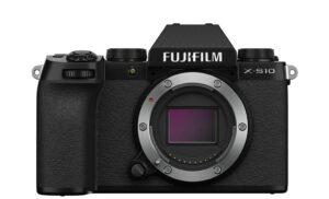 fuji XS10 front view