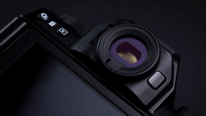 XS10 viewfinder