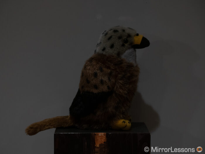 red kite stuffed toy