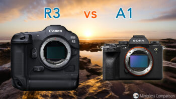 Canon EOS R3 vs Sony A1 – The 10 main differences