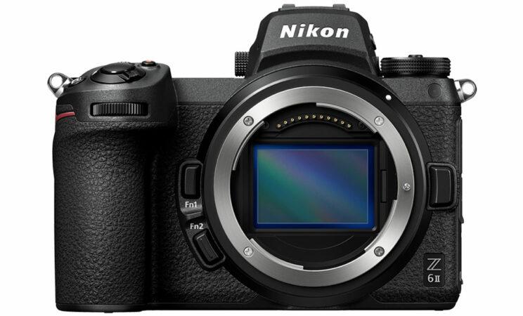Nikon Z6 II front view